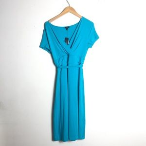 Talbots NWT Dress v-Neck Small